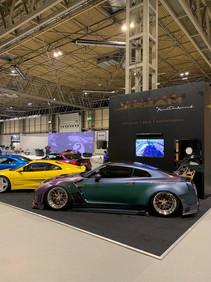 Kream Developments - Autosport International at NEC, January 2019