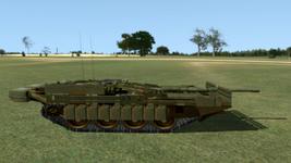 S-Tank VBS3: Side