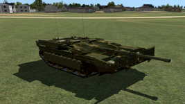 S-Tank VBS3: Perspective