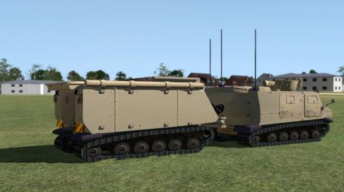 Warthog VBS3: Back