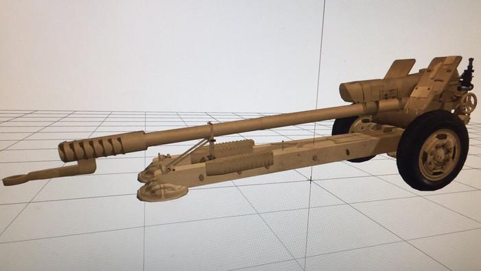 D-30 122mm Howitzer: Oxygen 2