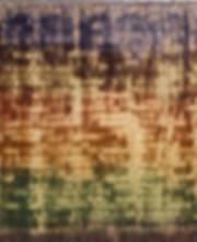 Woven wall art contemporary textile art for interiors