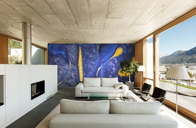 Laurine Malengreau feature wall art for interiors