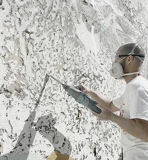 Contemporary urban wall art relief sculpture