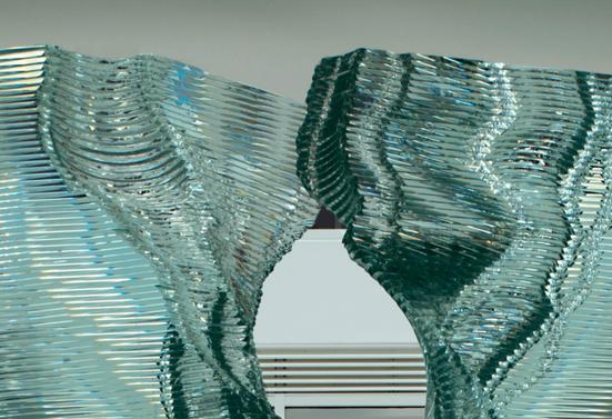 Danny Lane glass art commission
