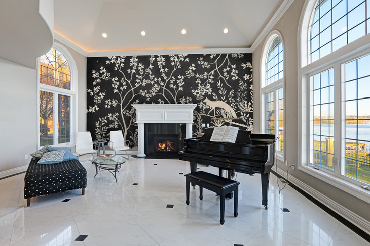 MJ Atelier feature wall art for interiors