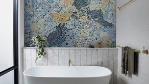 10 Feature Wall Ideas For A One of A Kind Bathroom