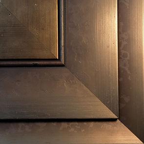 Luxury customised bronze frames