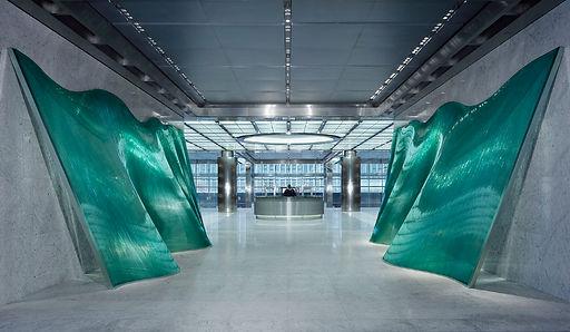 Public Art in Glass