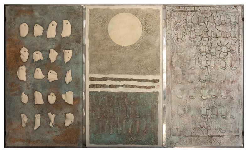 Peter Hayes ceramic fine art commission