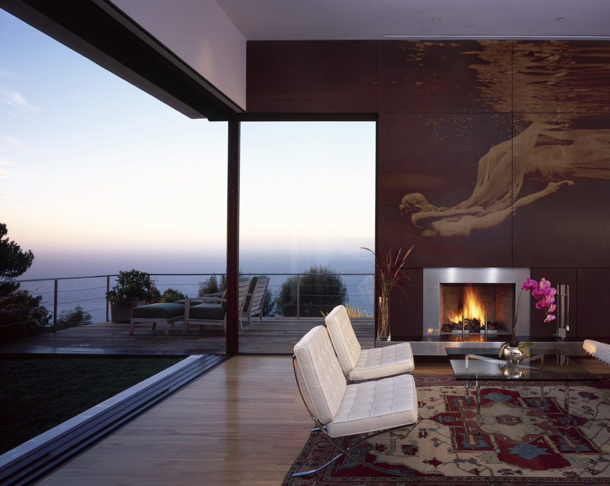 Mark Evans feature wall art for interior living room