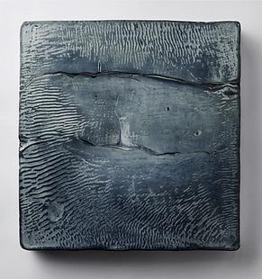 Ocean inspired decorative sculpture