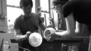 Vezzini & Chen on their careers and bringing together their crafts