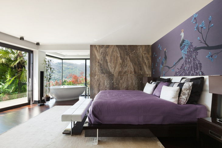 Aiveen Daly feature wall art for bedroom
