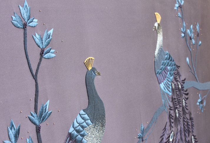 Aiveen Daly custom mural wall art