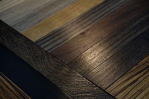 luxury wood custom frame