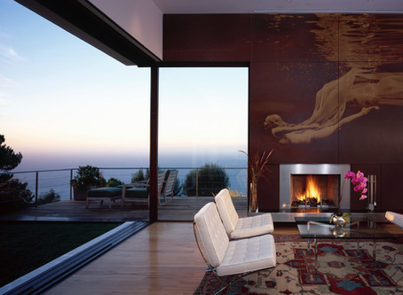 Artist Walls – Reinventing the Feature Wall