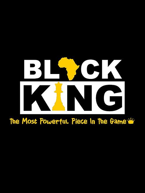 Black King-Power Piece