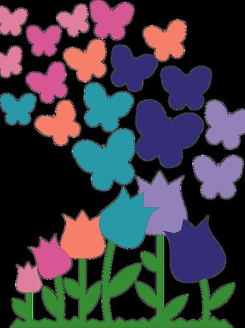 Flowers to Butterflies