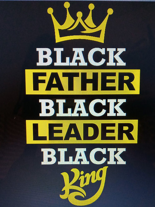 THE BLACK LEADER