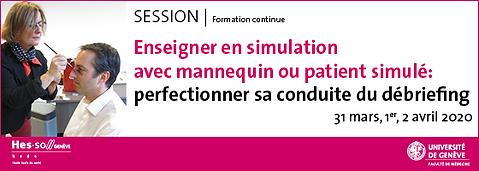 Enseigner en simulation session 31 mars