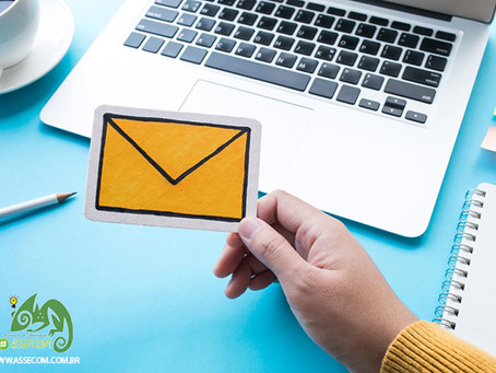 Mantenha sua caixa de e-mails sempre limpa e organizada