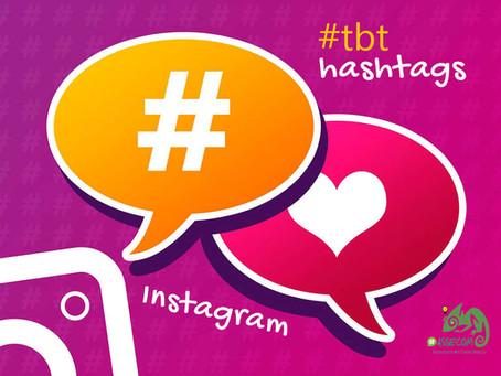 O que significa #tbt nas redes sociais?