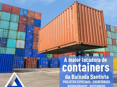 Procurando por Reefer? Facilitamos a execução dos seus Projetos em Containers e soluções