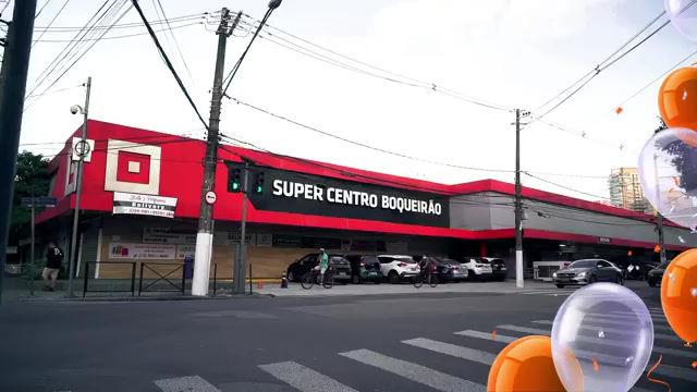 Super Centro Boqueirão completa 56 anos de atividades em Santos