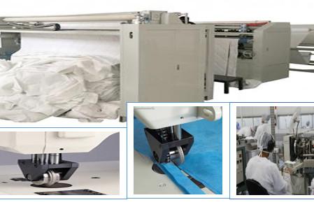 A confecção com o não tecido da marca Greentêxtil