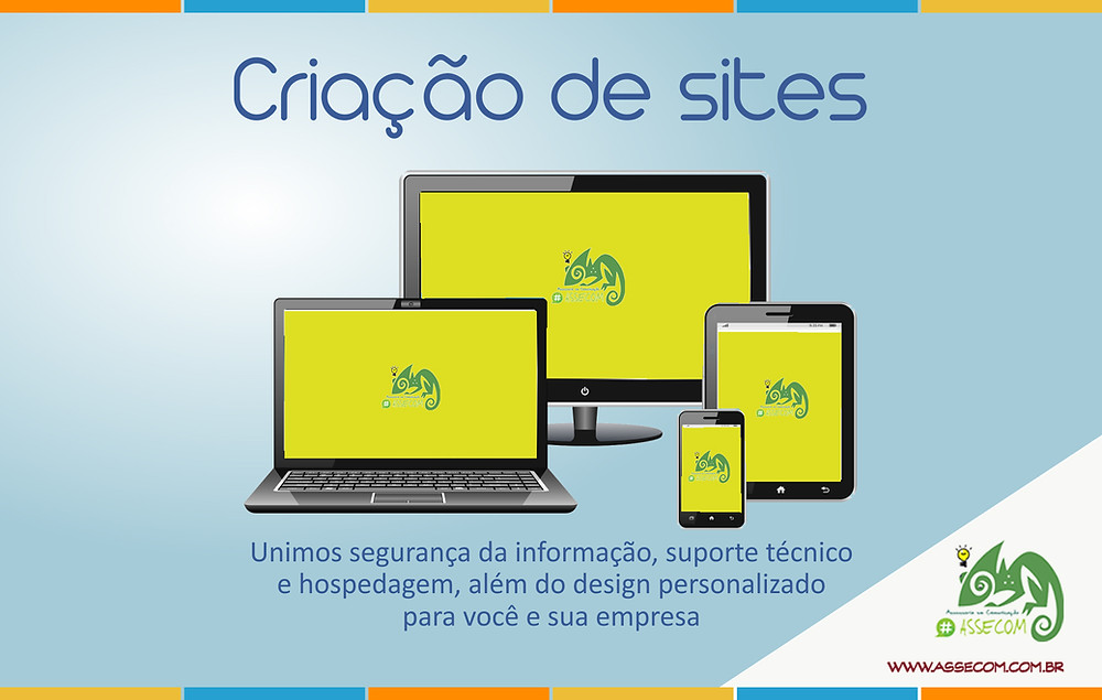Criação de Sites empresariais