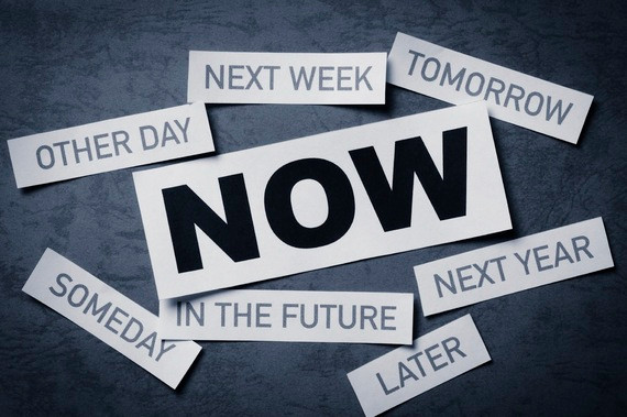 reporter à demain ce qu'on peut faire aujourd'hui