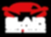 Blair Ceramics Logo Official (White Lett