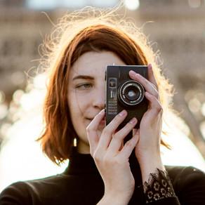 PASSEIO FOTOGRÁFICO PELA TORRE EIFFEL