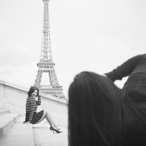 Fotografia em Paris