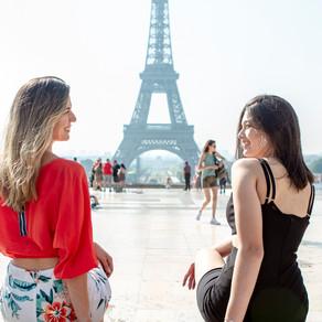Ana Luisa e Júlia