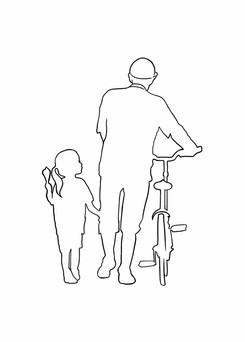 Tattoo Pai e Filha