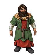 Anão Clérigo RPG