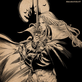 30- Castlevania Symphony of the night