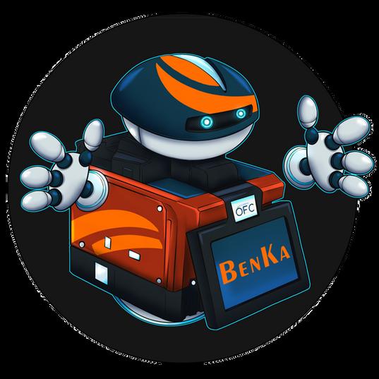 Mascote BenKa