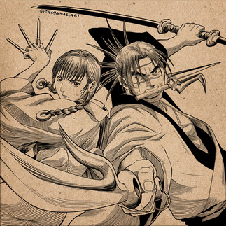 23- Blade of the Immortal