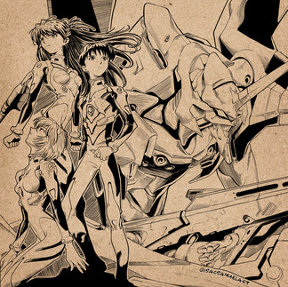15- Neon genesis Evangelion