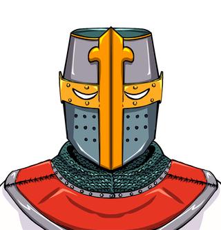 Templario medieval
