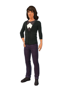 Personagem Carlos Char