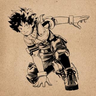 29- My Hero Academia