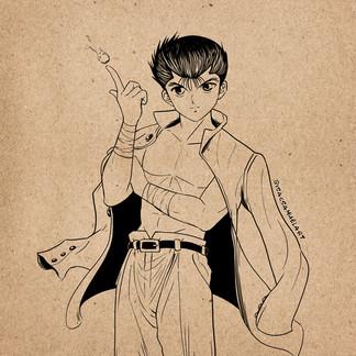 2- Yu Yu Hakusho