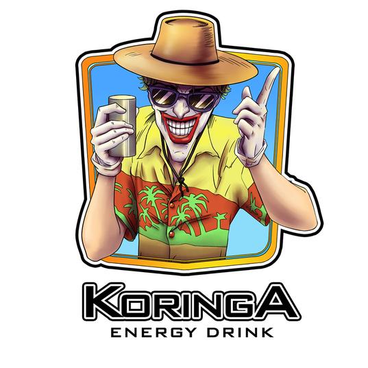 Logo Energético Koringa