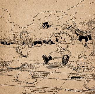 24- Harvest Moon