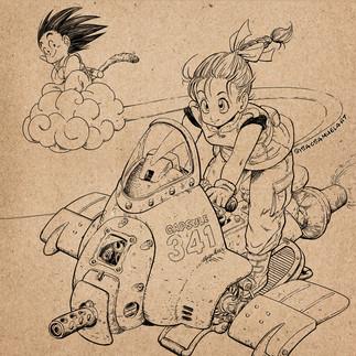 16- Dragon Ball