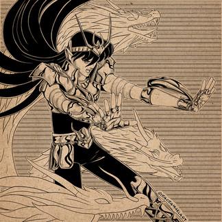 14- Cavaleiros do zodíaco